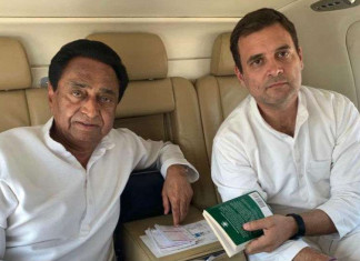 "Rahul Gandhi criticises Kamal Nath for ""item"" remark"