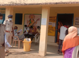 Bihar Election: Voting for first phase begins amid pandemic