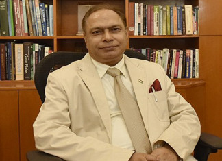 Delhi University's VC Yogesh Tyagi suspended by President