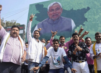 BJP, JD(U) wins Bihar Assembly election