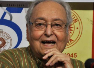 Veteran actor Soumitra Chatterjee no more
