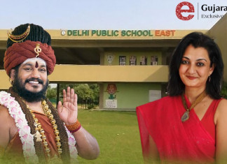 Are efforts on to get Manjula Shroff's DPS East, involved in the Nithyanand controversy, to function again?