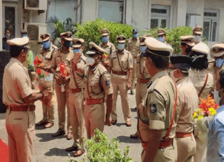 Several policemen caught in COVID-19 resurgence in Ahmedabad