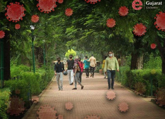 COVID-19 effect: Gardens in Ahmedabad to be open for limited hrs