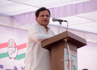 When Ahmed Patel trumped the BJP in its own game in 2017 RS polls