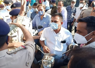 Bharat Bandh: Several Gujarat Congress leaders detained