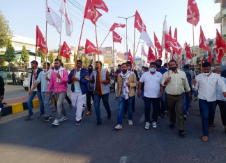 Bharat Bandh remained peaceful in Rajasthan