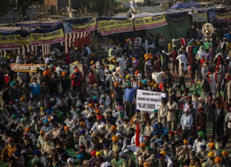 Ninth round of talks between farmers & Centre remains inconclusive