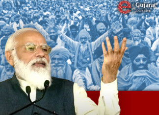 PM Narendra Modi in Kutch reaches out to farmers, blames Opposition for spreading fears