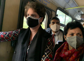 Priyanka Gandhi, others detained during Congress' march against farm laws