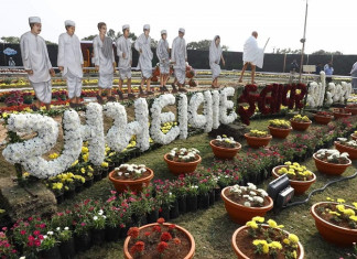 COVID takes a toll again, no flower show in Ahmedabad this year