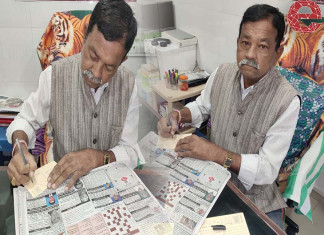 Ahmedabad's Pravinsinh Darbar writes postcards offering condolence to bereaved families he has never met!