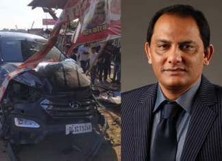 Rajasthan: Former cricketer Mohammed Azharuddin escapes unhurt in road accident