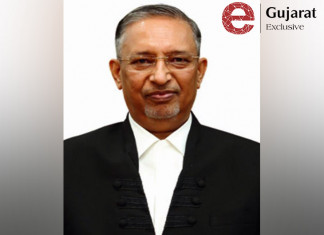 Justice Vineet Kothari to be sworn in as a judge of Gujarat High Court on January 4
