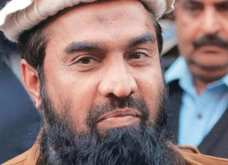 Pakistani court sentences LeT commander Lakhvi to 15 years in jail