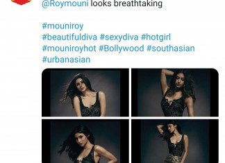 NSE tweets Mouni Roy's pictures, Twitter starts meme fest