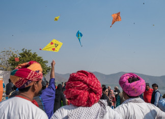 This village in Banaskantha has banned kite flying during Uttarayan! Here's what they do instead