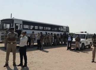 Ram temple fund rally turns violent in Gandhidham, 1 killed, 3 FIRs registered