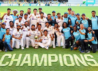 BCCI announces Rs 5 cr bonus for team India after victory in Australia