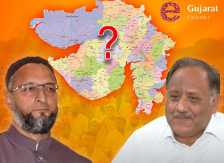 How will Owaisi's AIMIM give Muslims in Gujarat a third option?