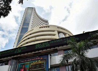 Sensex tanks 740 points as COVID-19 cases go up