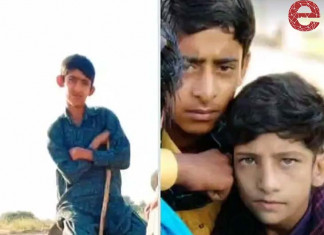 3 brothers die in a mudslide while playing on the dry river bed in Bhuj
