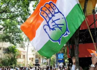 Congress leader starts poll campaign in Ahmedabad without securing a ticket