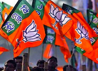 BJP's tsunami in West Bengal; internal survey predicts 187-195 seats for party