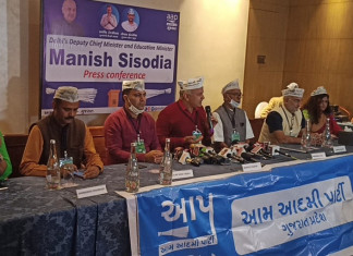 AAP's Manish Sisodia says party will perform well in civic body polls