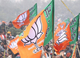 Gujarat Civic Polls: BJP gearing up to celebrate victory