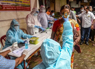 12,143 new COVID cases, India begins drive for second shot of vaccine