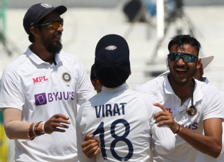 India defeats England in second Test by 317 runs