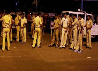 50,000 policemen on duty as Gujarat gets ready for civic body polls