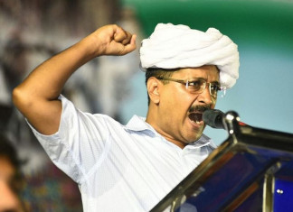 AAP delivers a stellar performance in Surat, Kejriwal to attend roadshow on Feb 26