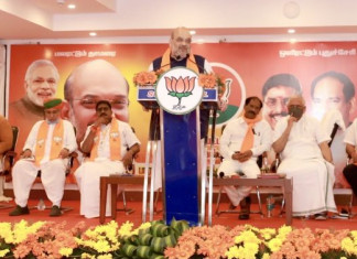 Amit Shah levels serious allegations against former Puducherry CM