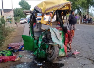 13 dead in road accident in Madhya Pradesh