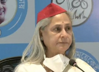 Jaya Bachchan campaigns for TMC candidates in Bengal election