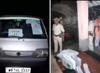 EC initiates action after EVMs found in TMC leader's home in Bengal