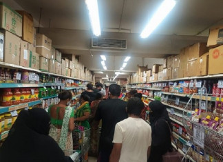 COVID lockdown scare: Markets in Ahmedabad see a surge in crowd as people stock up essentials