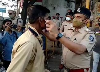 COVID surge: Gujarat police earned Rs2.66 cr as penalty from mask violators in 4 days!