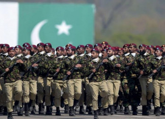 Criticising the military in Pakistan may soon land people in trouble