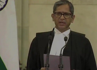 CJI NV Ramana lodges police complaint against fake Twitter account bearing his name