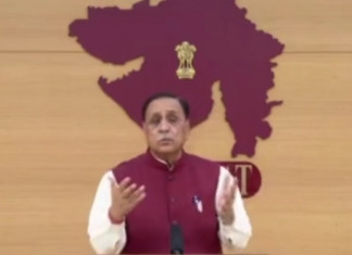 """""""It's a war and we will have to win it,"""" says CM Rupani as COVID pandemic goes out of control"""