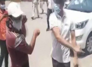 IAS officer shunted out for slapping man in Chhattisgarh, CM apologises